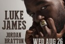 Giveaway: Win Tickets to See Luke James Perform at the Highline Ballroom in NYC