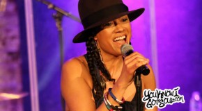 Recap & Photos: Amel Larrieux Performs at the City Winery in NYC 8/6/15