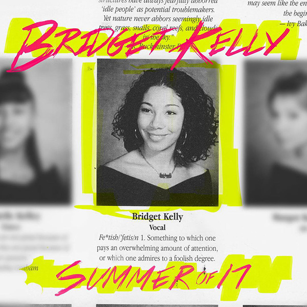 Bridget Kelly Summer of 17 EP