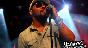 "Watch: Musiq Soulchild Performing ""Love"" Live at The Commodore Ballroom in Vancouver 8/15/15"