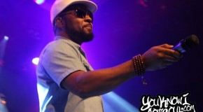 Recap & Photos: Musiq Soulchild Performs at Commodore Ballroom in Vancouver 8/15/15