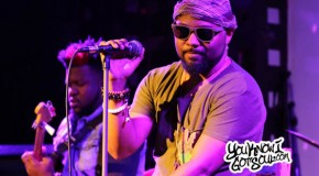 Recap & Photos: Musiq Soulchild's Persona Purple WondaLuv Performs at Sol Village at SOB's