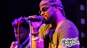 Watch: Musiq Soulchild's Persona Purple WondaLuv Performing Live at Sol Village in NYC