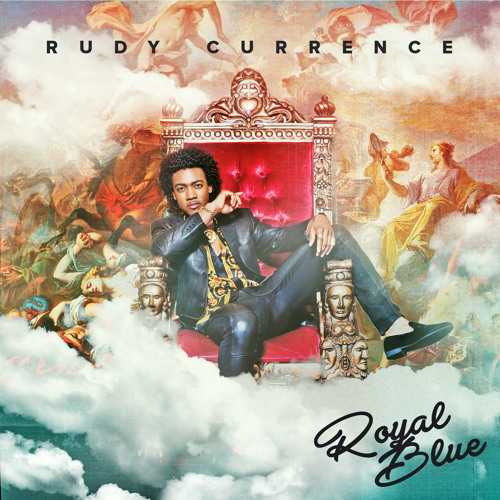 Rudy Currence Royal Blue