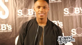 Avery Wilson Interview – Linking With Sean Garrett, Clive Davis Co-Sign, Debut Album, Singing in McDonald's