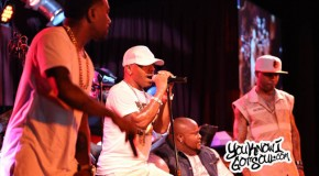 "Dru Hill Performing ""Beauty"", ""These are the Times"" & Jodeci's ""Forever My Lady"" Live in NYC"