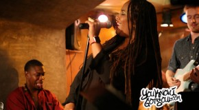 "Watch: Lalah Hathaway Performing Her Father Donny's ""Little Ghetto Boy"" Live in NYC"