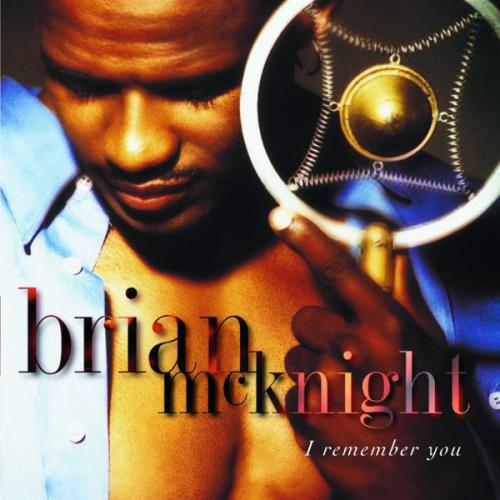 Brian McKnight I Remember You Album Cover