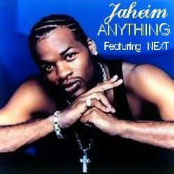 Jaheim Anything Single Cover
