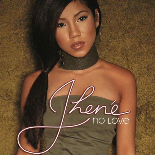 Jhene Aiko No L.O.V.E. Single Cover