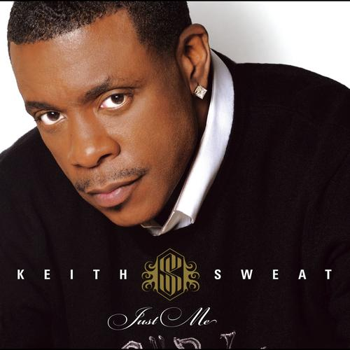 Keith Sweat Just Me Album Cover