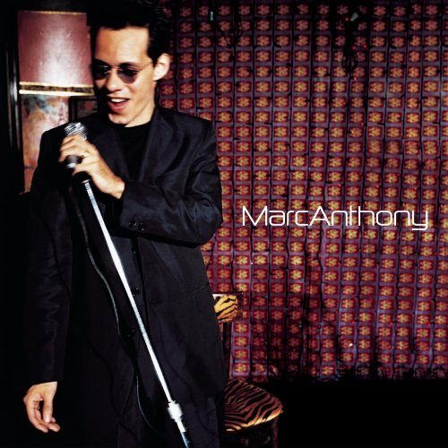 Marc Anthony Marc Anthony Album Cover
