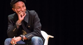Pharrell Shares His History in Music in Depth for Conversation with NPR in NYC (Recap & Photos)