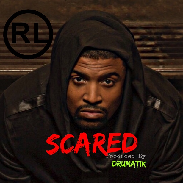 RL Scared Single Cover