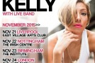 Bridget Kelly Announces UK Tour