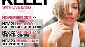 Bridget Kelly Announces UK Tour