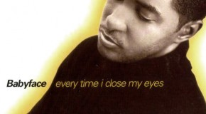 "Rare Gem: Babyface ""Every Time I Close My Eyes"" (Timbaland Remix) featuring Mariah Carey & Playa"