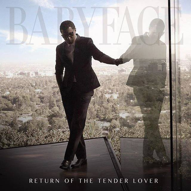 Babyface Return of the Tender Lover Album Cover