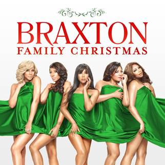 Braxton Family Christmas Album Cover