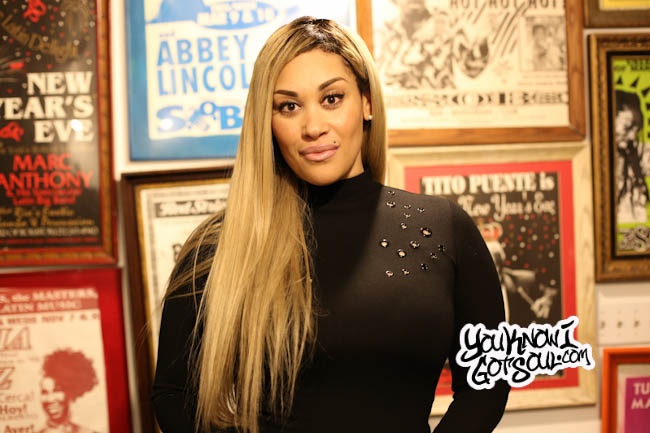 "Keke Wyatt Pays Tribute to Prince With ""Diamonds & Pearls"