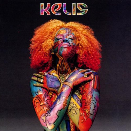 Kelis Kaleidescope Album Cover