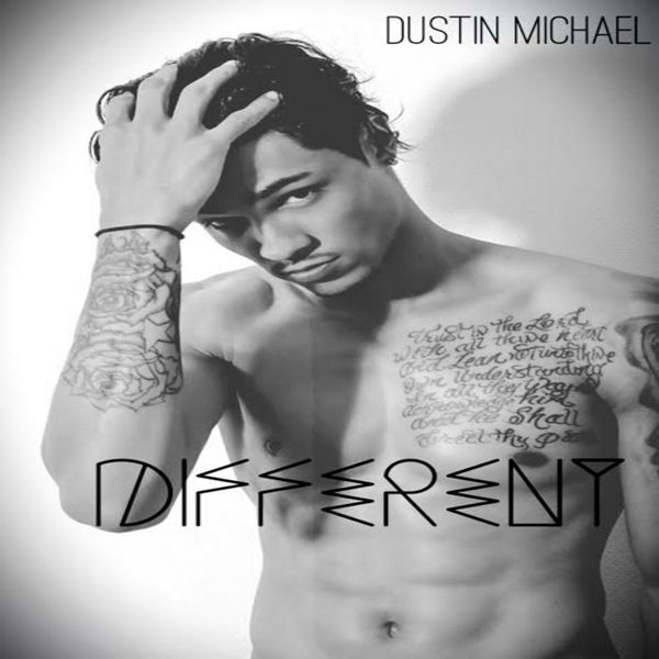 Dustin Michael Different Mixtape Cover