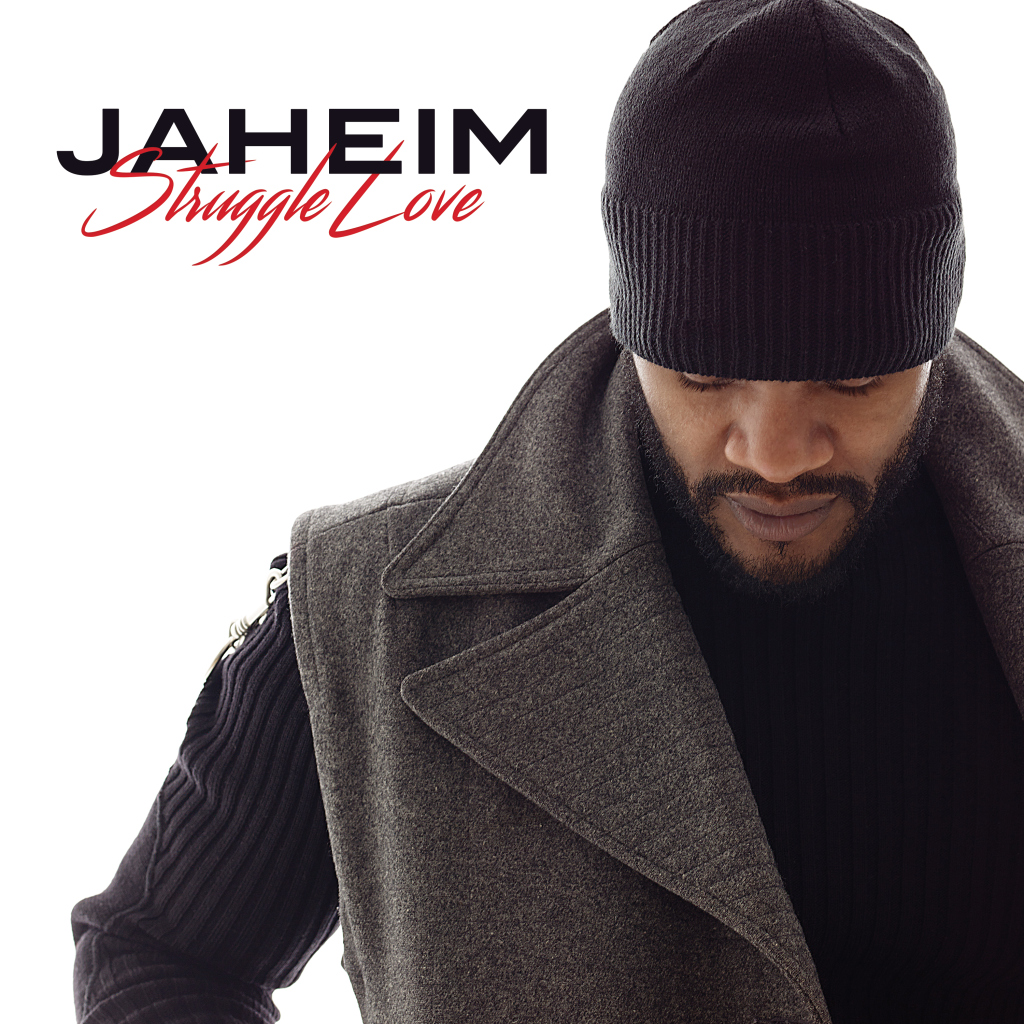 Jaheim Struggle Love Single Cover