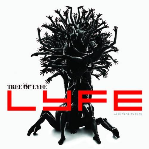 Lyfe Jennings Tree of Lyfe Album Cover