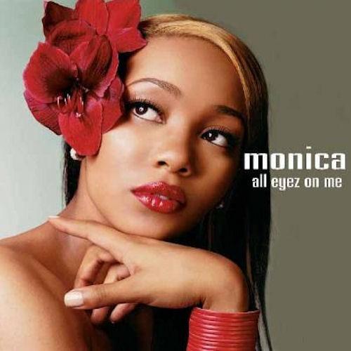 Monica All Eyez on Me Album Cover