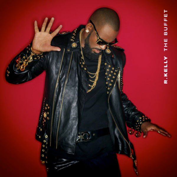 R. Kelly The Buffet Album Cover