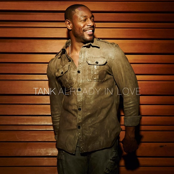Tank Shawn Stockman Already in Love Single Cover