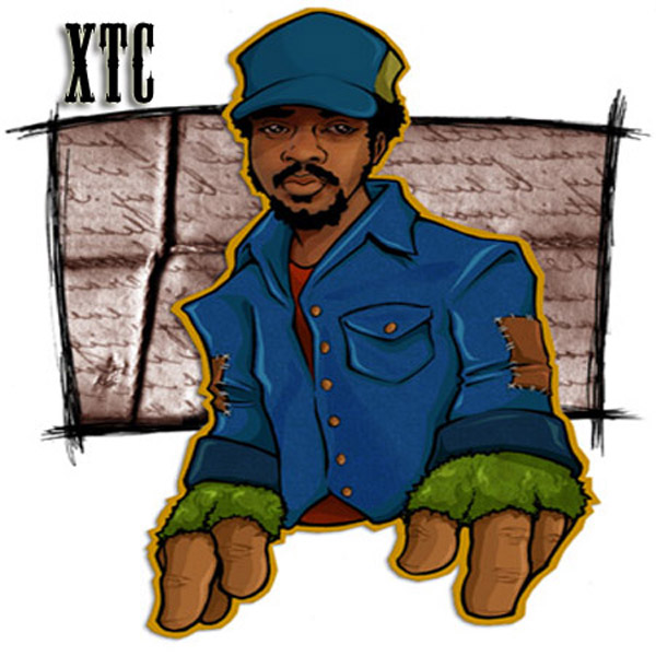 Anthony Hamilton XTC Album Cover