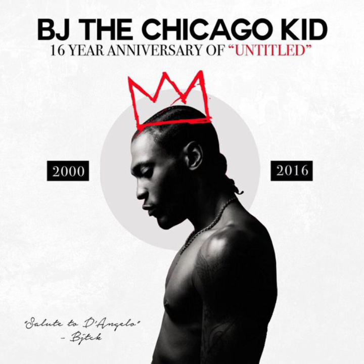 BJ the Chicago Kid  Dangelo Tribute