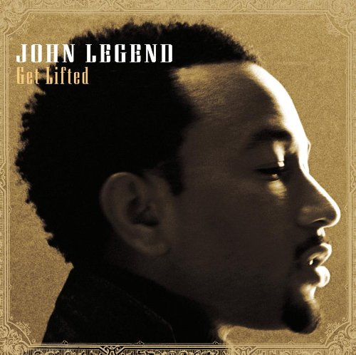 John Legend Get Lifted Album Cover