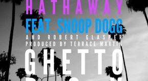 New Music: Lalah Hathaway – Ghetto Boy featuring Snoop Dogg