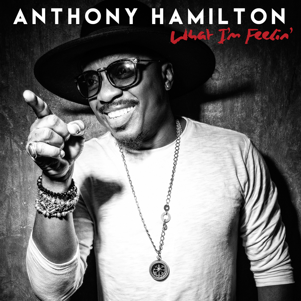 Anthony Hamilton What Im Feelin Album Cover