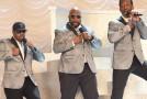 """Watch Boyz II Men Perform """"Beauty School Dropout"""" on Grease Live"""