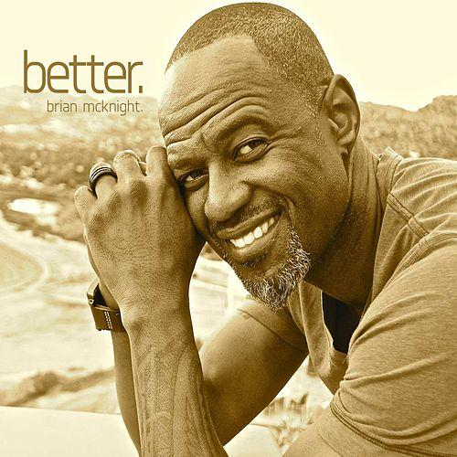 Brian McKnight Better Single Cover