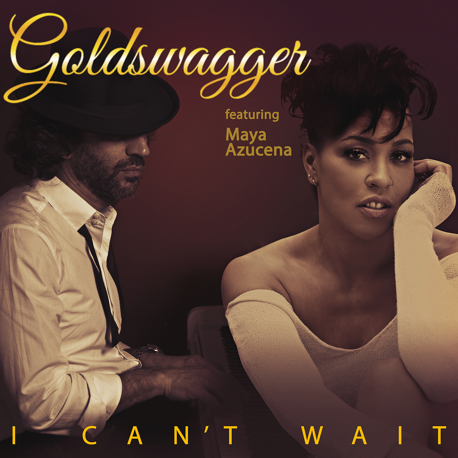 Goldswapper Maya Azucena I Cant Wait