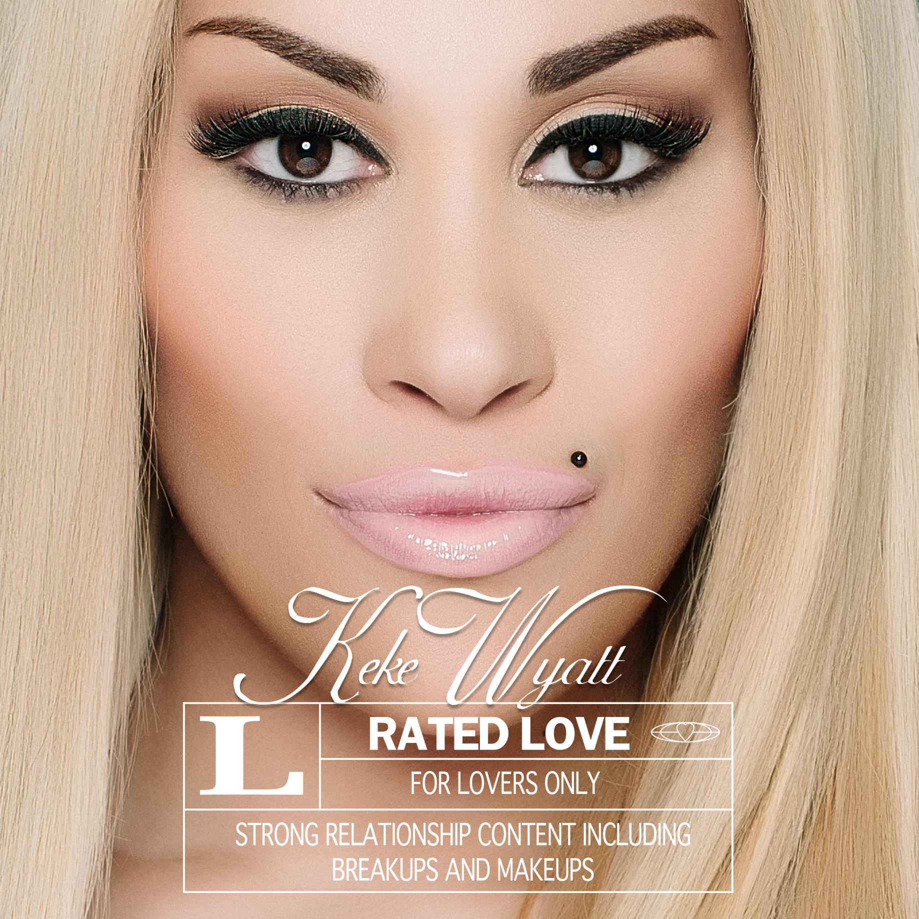 Keke Wyatt Rated Love Album Cover