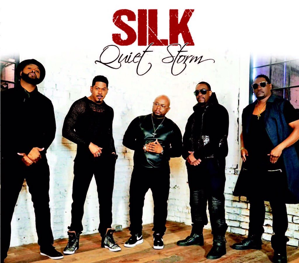 Silk Quiet Storm Album Cover