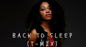 New Music: Tiffany Evans – Back to Sleep (Chris Brown Remix)