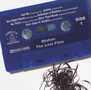 Mishon The Lost Files Mixtape