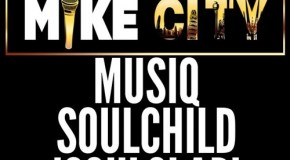 Rare Gem: Musiq Soulchild – Soul Clap (Produced by Mike City) (featuring Melanie Fiona)