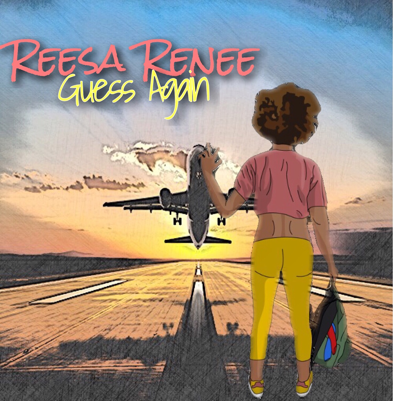 Reesa Renee Guess Again