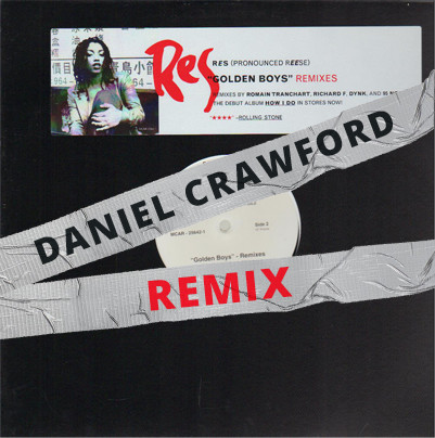 Res Golden Boys Daniel Crawford Remix
