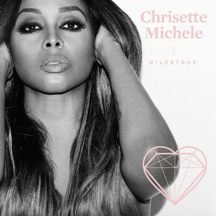 Chrisette Michele Milestone Album Cover