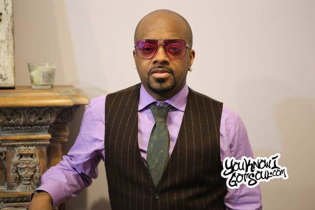 Jermaine Dupri March 2016
