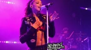 "Tinashe Performs on ""Joyride World Tour"" at Vogue Theater In Vancouver (Recap & Photos)"