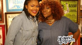 The Amours Interview: Jazmine Sullivan Co-Sign, Sister Bond, Uplifting and Inspiring with Music